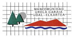Logo entidad UROLA GARAIA MANKOMUNITATEA