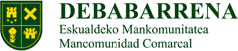 Logo entidad DEBABARRENA ESKUALDEKO MANKOMUNITATEA