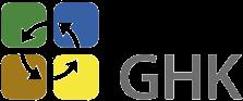 Logo entidad GHK SAU